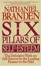 The Six Pillars of Self-Esteem by Nathaniel Branden (1995, Paperback)