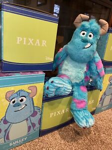 Scentsy Buddy Monsters Inc SULLEY LIMITED EDITION Disney Pixar SULLY ~ NEW GIFT