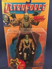 UltraForce Ghoul # 6 Action Figure Galoob 1995