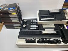 COLECO VISION GAME SYSTEM, EXPANSION MODULE, 9 Games