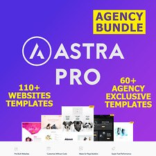 Astra PRO AGENCY BUNDLE for Astra Theme | Latest Version | Lifetime Update
