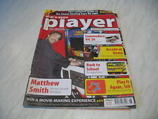 Retro Player magazine #  issue 1 August 2005