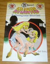 CHC Presents #1 VF classic hippie comics - atlantis - 2 complete stories 1997