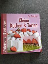 Backbuch Kleine Kuchen & Torten