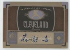2012 SP Signature Collection Chen-Chang Lee #CLV11 Auto