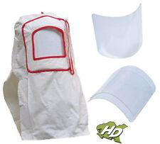 casque de protection pour sableuse à jet libre