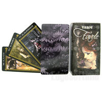 VICTORIA FRANCES TAROT CARDS WICCA PAGAN GOTHIC FANTASY WICCA PAGAN HALLOWEEN