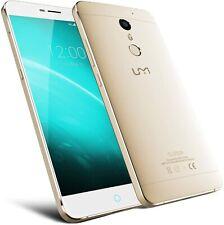 "5.5"" 4G LTE UMI SUPER Dual Sim Android 6.0 Smartphone 4GB 32GB 13MP 4000mAh UK"