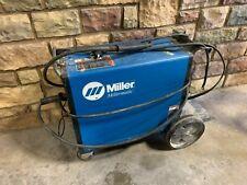 Miller Millermatic 185 Wire Welder Welding