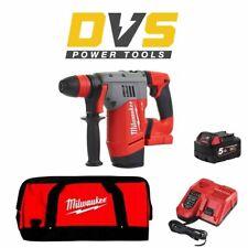 Milwaukee M18CHPX-0 18v Fuel SDS+ Plus Hammer Drill 1x5Ah M18B5 Charger Bag