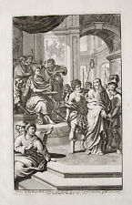 Jésus ponce pilate Jérusalem arrestation trahison condamnation lithostrotos rome