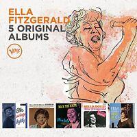 Ella Fitzgerald - 5 Original Albums [CD]