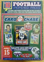 2020 Worlds Greatest Card Chase Football 10 older packs Brady Bowman rookie?