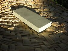 Natural whetstone, 2000 grit size. Imported from Guangxi, China