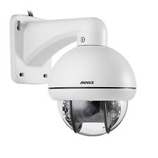 ANNKE 720P HD Mini 3X Zoom PTZ IP66 IR Night Vision Monitoring Security Camera