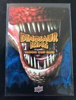 Dinosaur King TCG Choose 1 Black Dinosaur Rampage Card from List