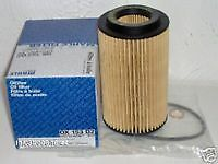 Rover 75 2.0 CDT CDTi 1951cc Diesel Oil Filter  Genuine Mahle 1999-2004