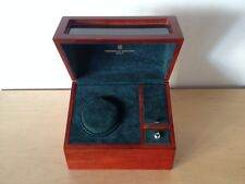 Used  Estuche Box Rotor FREDERIQUE CONSTANT  for Watch Reloj - Wood Madera Usado
