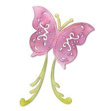 Sizzix Sizzlits Die - Butterfly - 658062