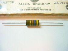 ALLEN BRADLEY 470 ohm 2 watt 5% Carbon Comp Resistor(1)