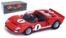 Spark 43SE66 ford gt-xi MK2 #1 vainqueur 12H sebring 1966-milesl/ruby échelle 1/43