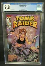 Tomb Raider #8 (2000) Andy Park Cover CGC 9.8 F552