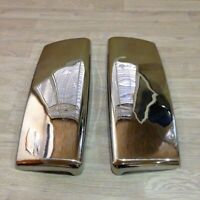 MAN TGX-TGS Chrome Wing Mirror 2Pieces Stainless Steel