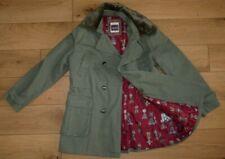 Joe Browns Khaki Green Military style Jacket Men's size L / 42-44