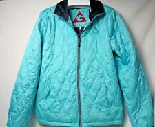 Gerry Women's Size MED Jacket Poly insulated Aqua Teal blue green