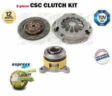 FOR TOYOTA VERSO S 1.33 VVTI 1NR-FE 2010-> CONCENTRIC SLAVE + CLUTCH KIT 3 PIECE
