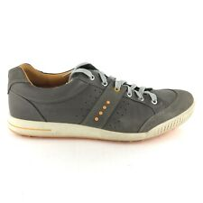 ECCO Street Premiere Mens Size 45 (US 11-11.5) Gray Spikeless Golf Shoes
