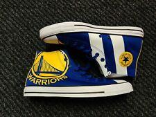Nib Converse X Nba Ctas Se Hi Golden State Warriors Blue Amar 159416C Us Mens 12
