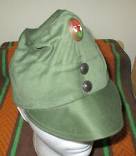Hungarian Field Cap With Insignia