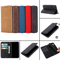 PU Phone Case Wallet Case Cover Protect Case for iPhone 8Plus 7 8 X XS XR XSMAX
