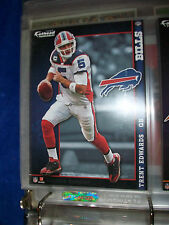 2009 Fathead 5x7 Tradeables Gameday #G47 Trent Edwards BILLS