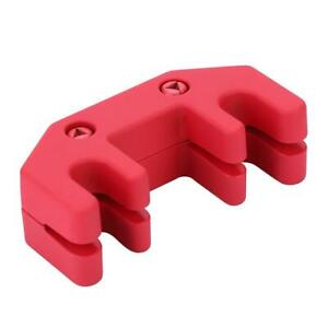 Professional Practice Violin Mute Musical Instrument Accessories Red