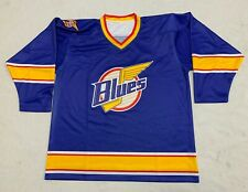 New Large St Louis Blues 95 'Lost' Prototype Jersey
