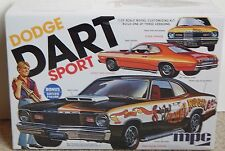 MPC Dodge Dart Sport 3 in 1 Model Kit