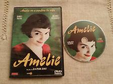 AMELIE DVD AUDREY TAUTOU JEAN-PIERRE JEUNET ESPAÑOL FRANCAIS REGION 2