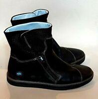 Cloud Footwear Women's Soft Leather Cushion Sole Boots 37 UK 4 - BLACK RRP £85