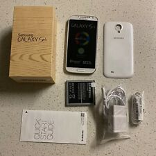 Samsung Galaxy S4 GT-I9500 16GB White Frost Smartphone no return