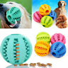 Chew Toys For Dog Pet Toy Interactive Balls Puppy Ball Tooth Clean Food 5  New