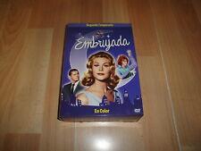 EMBRUJADA BEWITCHED SEGUNDA TEMPORADA EN DVD CON 5 DISCOS EN BUEN ESTADO