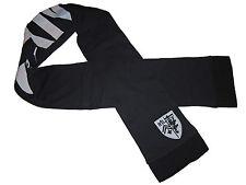 Polo Ralph Lauren Black White NYC Gym RL Crest Patch Neck Scarf