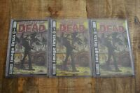 Image Firsts Walking Dead #1 Reprints Lot of 3 w/ All Different Back Covers