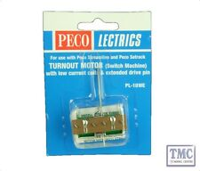 PL-10WE Peco Turnout Motor Low Amps/Extended Pin from N to O and SM-32