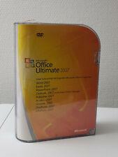 Microsoft Office Ultimate 2007 - Deutsch  - inkl. MwSt