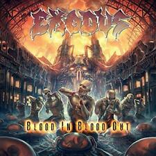 Exodus - Blood In Blood Out (NEW 2 VINYL LP)
