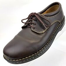 Born Womens Size 8.5 M Brown Leather Oxford Loafer Casual Shoes
