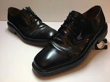 Men's 11 Cole Haan Black Lace Up Oxfords Dress Shoes